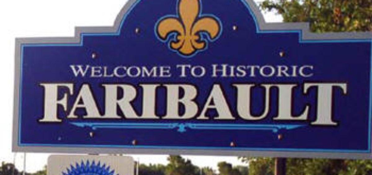 Historic Faribault Sign