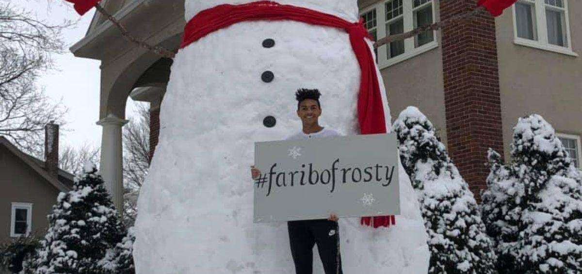Faribault's Frosty